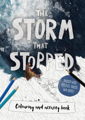 Image for The Storm that Stopped Coloring & Activity Book