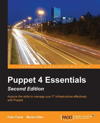 Image for Puppet 4 Essentials - Second Edition