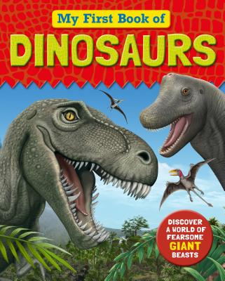 My First Book of Dinosaurs, Woolley, Katie