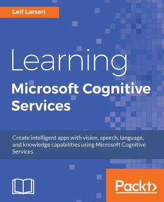 Image for Learning Microsoft Cognitive Services