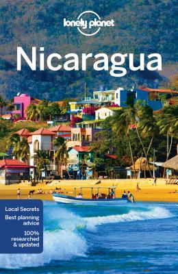 Image for Lonely Planet Nicaragua
