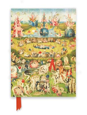 Image for Bosch: The Garden of Earthly Delights (Flame Tree Notebooks)