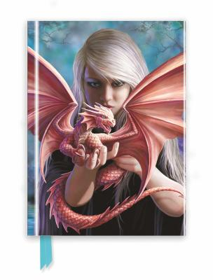 Image for Anne Stokes: Dragonkin (Flame Tree Notebooks)