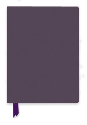 Image for Purple Artisan Notebook (Flame Tree Journals) (Artisan Notebooks)