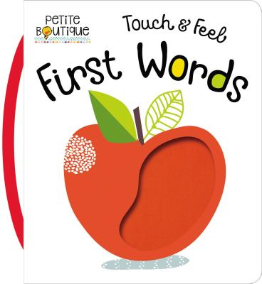 Image for Petite Boutique Touch and Feel First Words