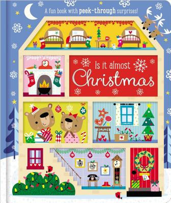 Image for Board Book Is It Almost Christmas?