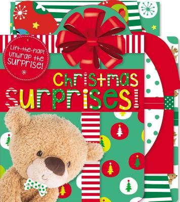 Image for Board Book Christmas Surprises!