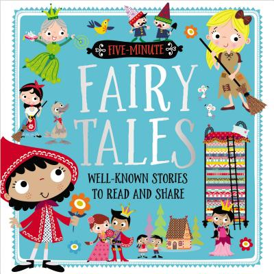 Image for Five-Minute Fairy Tales