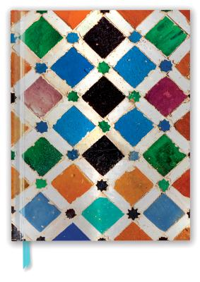 Image for Alhambra Tile (Blank Sketch Book) (Luxury Sketch Books)