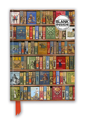 Image for Bodleian Libraries: High Jinks Bookshelves (Foiled Blank Journal) (Flame Tree Blank Notebooks)