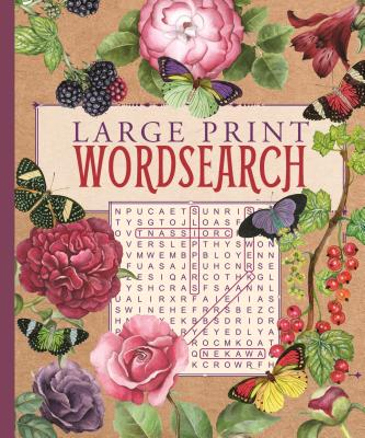 Image for Large Print Wordsearch