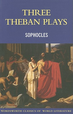 Image for Three Theban Plays
