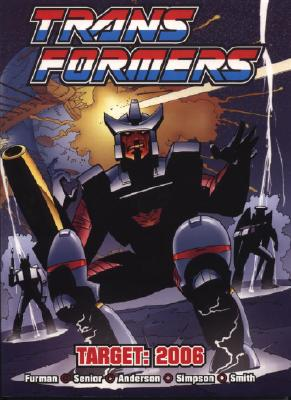 Image for Transformers: Target 2006