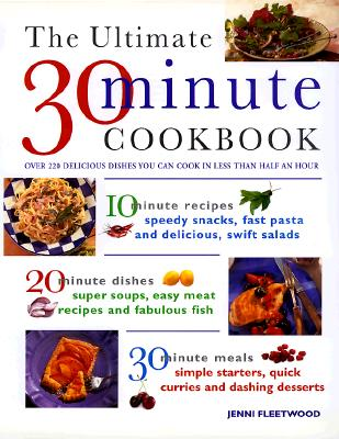 Image for ULTIMATE 30-MINUTE COOKBOOK
