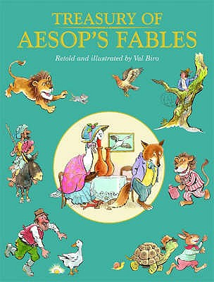 Image for Treasury of Aesop's Fables