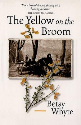 The Yellow on the Broom : Memoir of a Gypsy Girl, Whyte, Betsy