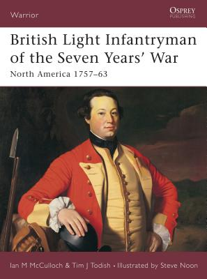 Image for British Light Infantryman of the Seven Year's War North America 1757-63