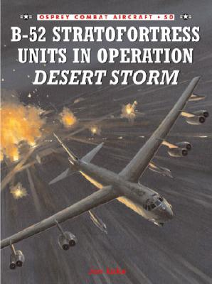 B-52 Stratofortress Units In Operation Desert Storm (Combat Aircraft 50), Lake, Jon
