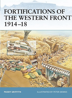 Fortifications of the Western Front 1914?18 (Fortress), Griffith, Paddy