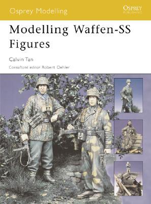 Modelling Waffen-SS Figures (Osprey Modelling), Tan, Calvin