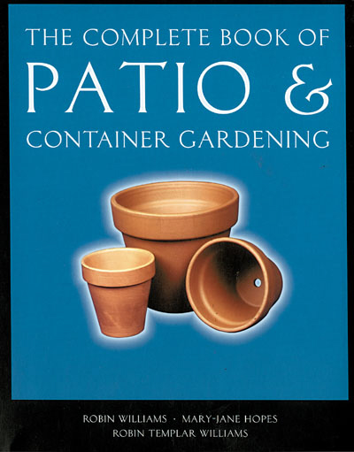 Image for COMPLETE BOOK OF PATIO & CONTAINER GARDENING