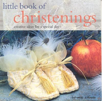 Image for LITTLE BOOK OF CHRISTENINGS