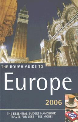 Image for The Rough Guide to Europe 2006 (Rough Guide Travel Guides)