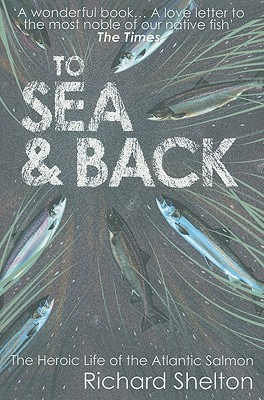 To Sea & Back: The Heroic Life of the Atlantic Salmon, SHELTON, Richard