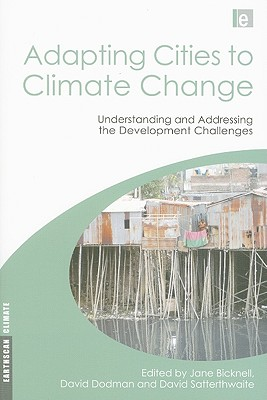 Image for Adapting Cities to Climate Change (Earthscan Climate)