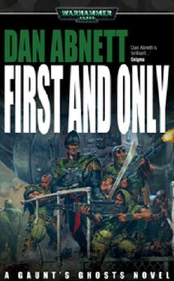 Image for FIRST AND ONLY WARHAMMER 40,000