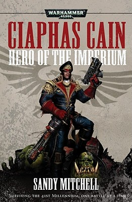 Ciaphas Cain: Hero of the Imperium, Mitchell, Sandy