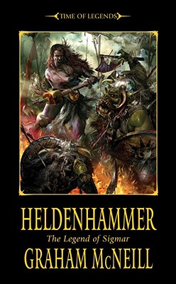 Time of Legends: Heldenhammer (Book 1), McNeill, Graham
