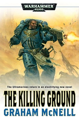 Killing Ground, The, McNeill, Graham