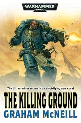 Killing Ground, The, McNeill, Graham
