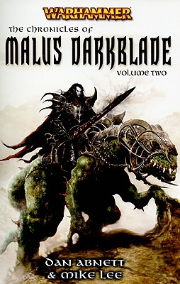 Image for CHRONICLES OF MALUS DARKBLADE - VOLUME TWO