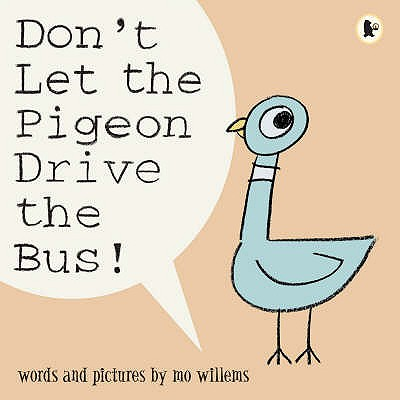 Don't Let the Pigeon Drive the Bus!, Mo Willems