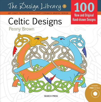 Celtic Designs (Design Library), Brown, Penny