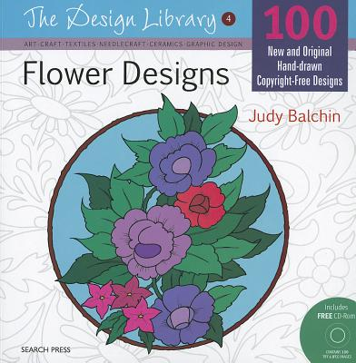 Flower Designs (Design Library), Balchin, Judy