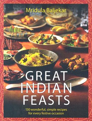 Image for GREAT INDIAN FEASTS