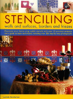 Image for Stencilling: Walls & Surfaces, Borders & Friezes