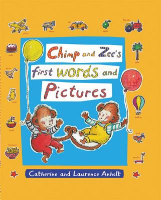 Image for Chimp and Zee's First Words and Pictures
