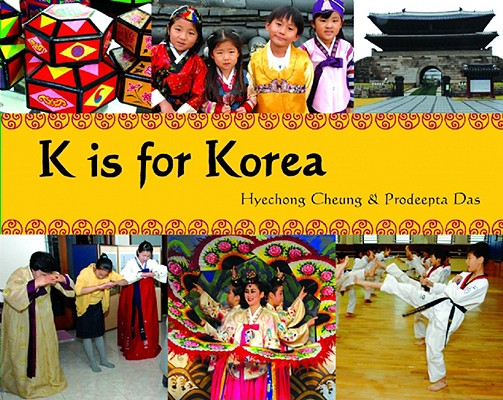 Image for K is for Korea