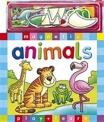 Image for Animals - Magnetic Book (Magnetic Play & Learn)