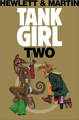 Tank Girl 2, Martin, Alan C.