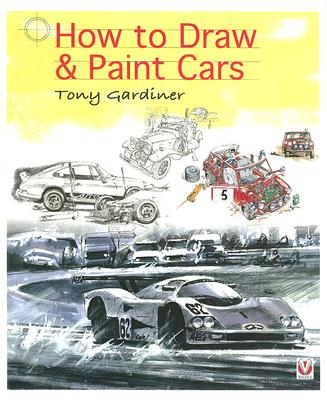 Image for How to Draw & Paint Cars