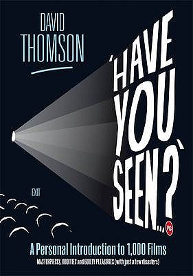 Have You Seen?, David Thomson