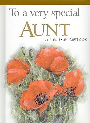 Image for To a Very Special Aunt