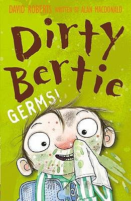 Image for Germs! (Dirty Bertie)
