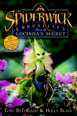 Image for Lucinda's Secret (Spiderwick Chronicles)
