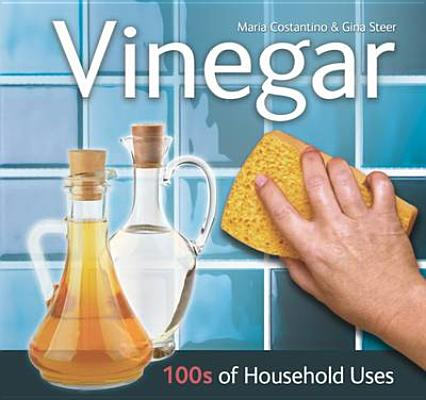 Image for Vinegar: 100s of Household Uses